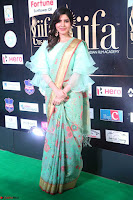 Samantha Ruth Prabhu Smiling Beauty in strange Designer Saree at IIFA Utsavam Awards 2017  Day 2  Exclusive 54.JPG
