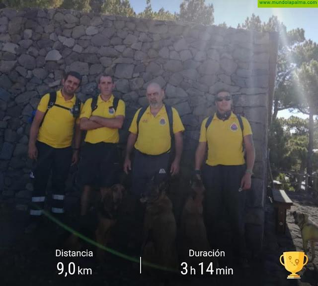 AEA realizó una ruta de reconocimiento del sendero de La Punta de los Roques