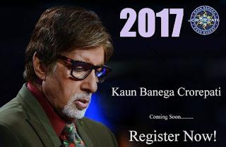 (KBC) Kaun Banega Crorepati Season 9 Online Registration 2017