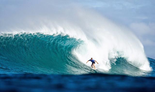 23 Vans World Cup of Sufing 2014 Chris Ward Foto ASP