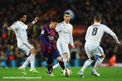 Sejarah Asal Usul Sepak Bola