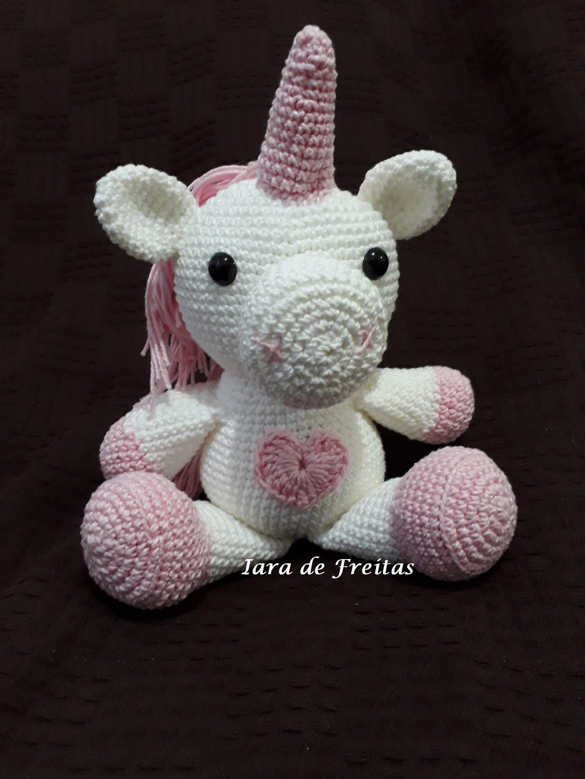 Unicorn Crochet Pattern Ideas You'll Love | Fazer croche, Crochê ... | 1600x1201