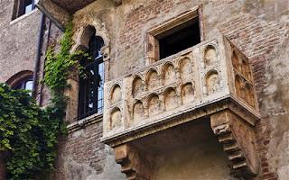 Juilet's Balcony, Verona