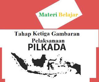 Tahap Ketiga Gambaran Pelaksanaan Pilkada Pada Pemilu Di Indonesia