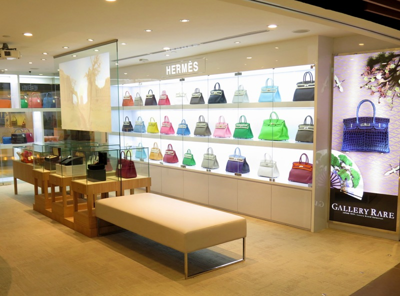 gallery rare singapore hermes birkin kelly luxury boutique