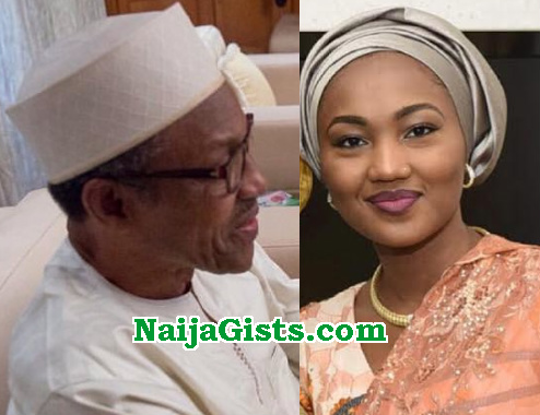 why buhari cancels wedding daughter