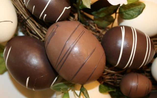 To σοκολατένιο πασχαλινό αυγό έχει διατροφική αξία