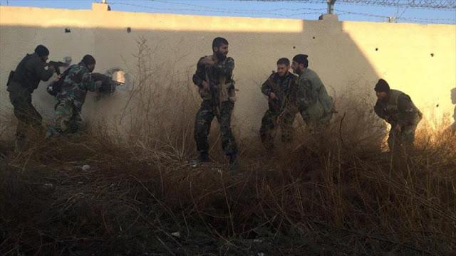 EEUU dice haber matado en un ataque a más de 100 fuerzas sirias