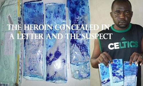 heroine in letter lagos nigeria