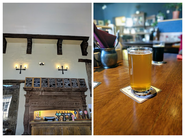 Where to eat in Chester UK: The Brewery Tap
