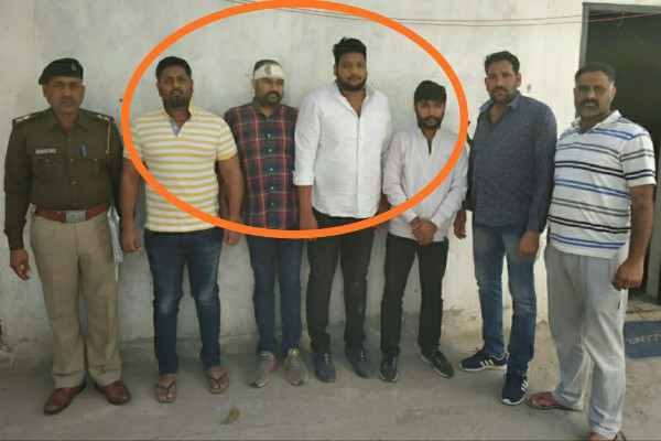 cia-sector-65-sector-85-arrested-4-badmash-during-check-post