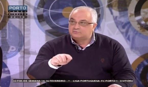 d10cd3d38e Reflexão Portista  Bernardino Barros e os paspalhos