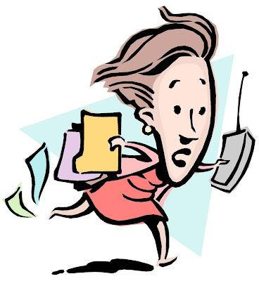 foto del día, mujer corriendo, agotamiento, zafarrancho, ama de casa, limpienza, blog diario, solo yo, blog solo yo,