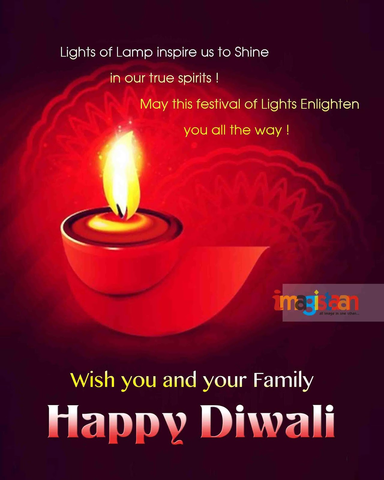 Free Deepawali Images 2018 / Deepawali Wishing Templates Image 2018 ...