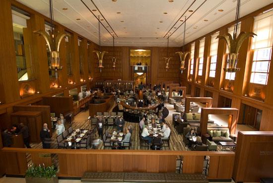 Bank Restaurant
