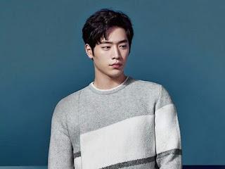 foto aktor ganteng korea Seo Kang Joon