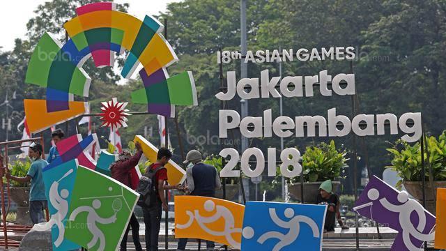 Mengapresiasi Kinerja Semua Pihak Dalam Asian Games