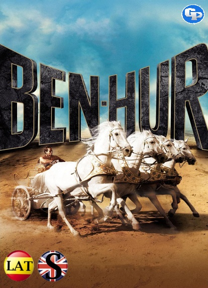Ben-Hur (1959) HD 720P LATINO/INGLES