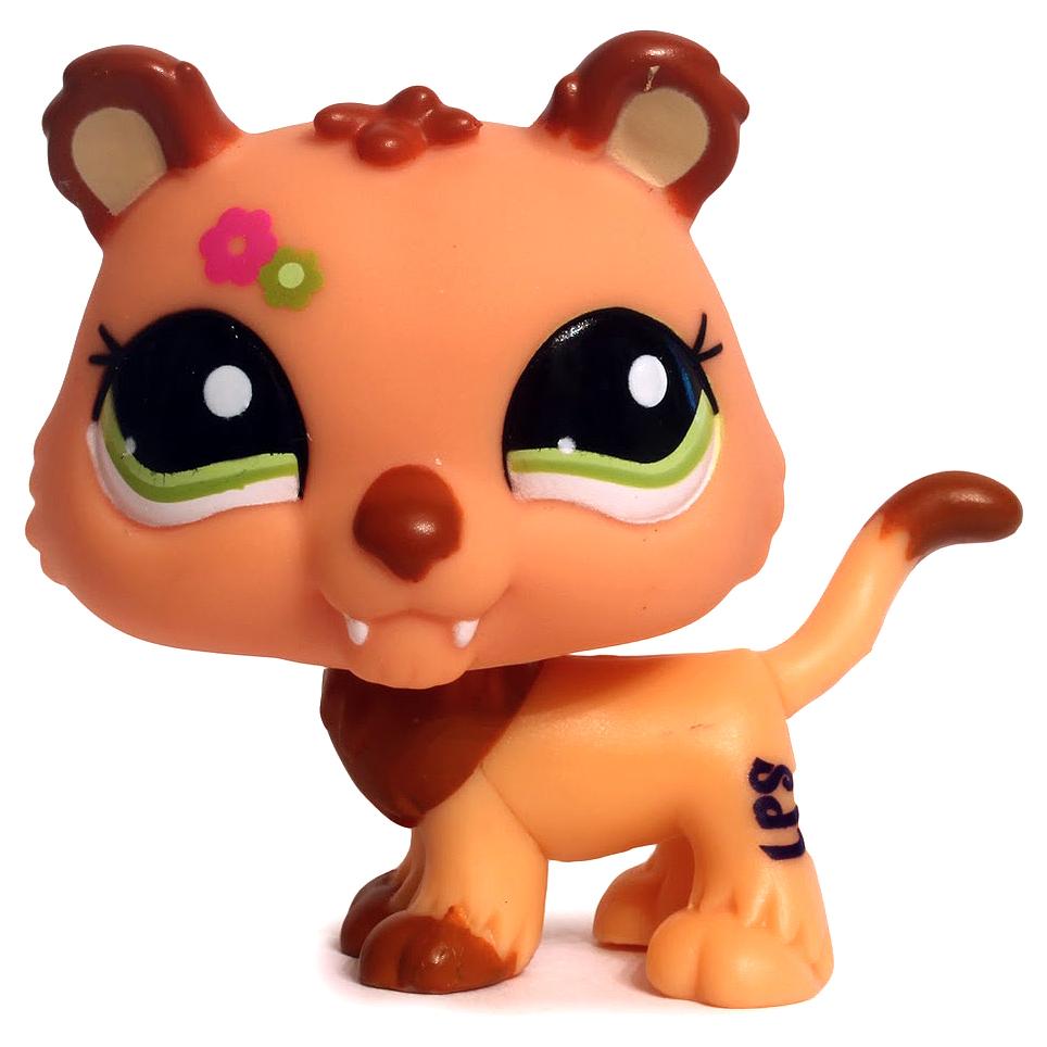 Littlest Pet Shop Single Jaguar