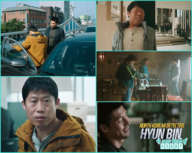 Hyun Bin as North Korean Detective in Confidential Assignment - Upcoming Movie 2017