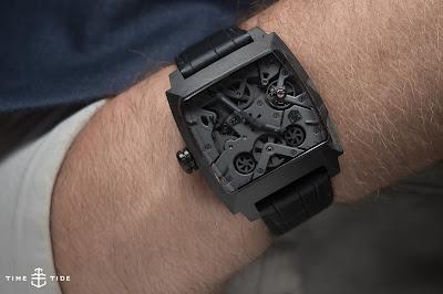 High quality TAG Heuer Monaco V4 Phantom Haute Horlogerie 41MM WAW2091.FC6369 replica watch from timestore.co!