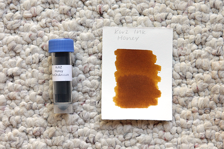 review: kwz ink honey