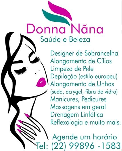 Massagem modeladora  Unhas Lindas  Drenagem  Fique linda e saudável. Conte  com a gente! Espaço Donna Nãna 998961583em frente ao PSF Centro de Laje 3b0bdb8ab6