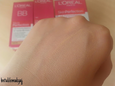 loreal paris bb krem