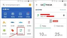 Cara Beli Pulsa Seluler Lewat GO-PULSA di aplikasi GO-JEK dengan Mudah dan Cepat