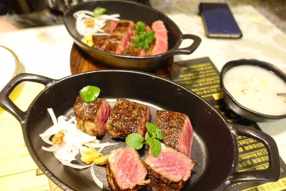 斗六 – 統一鮮切炭燻牛排, 兼顧平價與老饕等級的現切新鮮牛排店