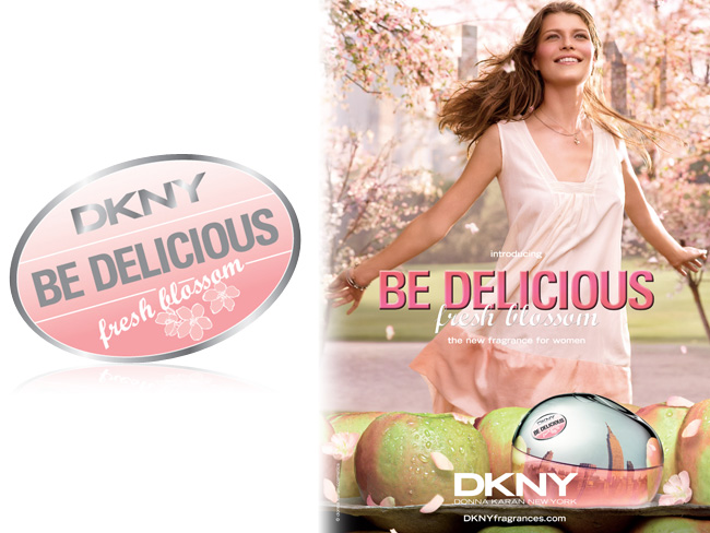 DKNY Be Delicious Fresh Blossom Perfume