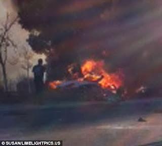 Foto7 Kecelakaan Paul Walker