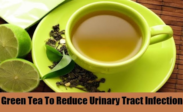 Green Tea As a Home Remedy For Bladder Infection - Health Tips