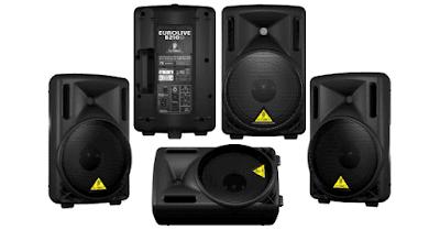 Harga Speaker Aktif untuk Sound System