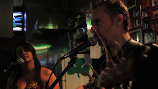 Genna and John in The Irish Haven