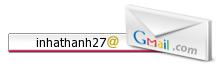 Gửi Email Cty in Hà Thành