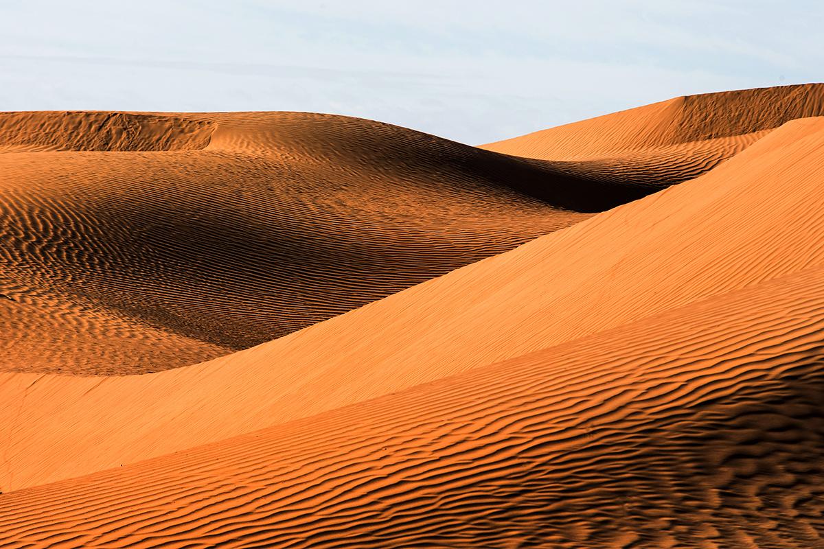 Maroko-Zagora i pustynia
