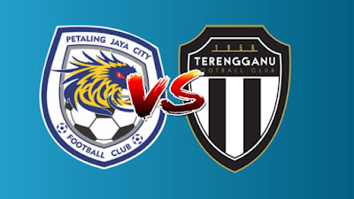 Live Streaming PJ City FC vs Terengganu Liga Super 27 April 2019