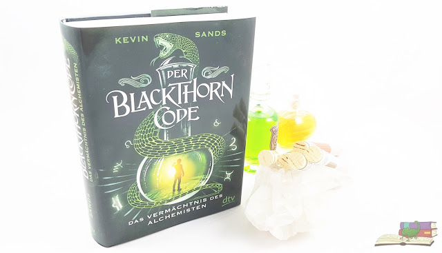 Der Blackthorn Code Kevin Sands Alchemist