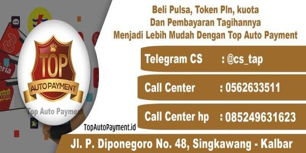 Tap-Pulsa.com Adalah Web Resmi Server Top Auto Payment/TAP Pulsa | PT Topindo Solusi Komunika