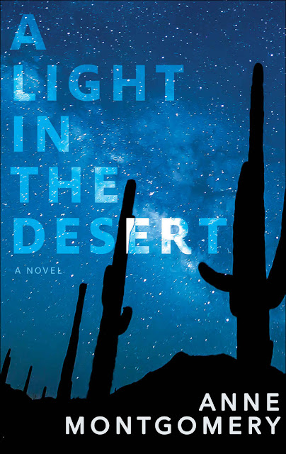 A Light in the Desert by Anne Montgomery