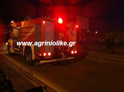Αποτέλεσμα εικόνας για agriniolike πυρκαγιά όχημα