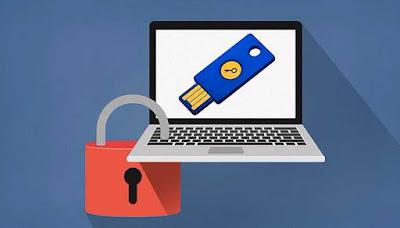 Bảo vệ tài khoản mạng xã hội và máy tính với Yubikey