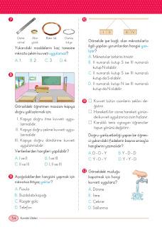5. Sınıf İngilizce Ders Kitabı Cevapları Özgün Sayfa 54