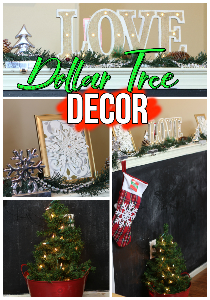 Sensational Finds Dollar Tree Haul And Christmas Decor Tour