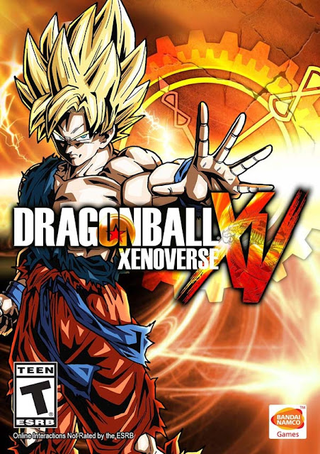 Dragon Ball Xenoverse Download Cover Free Game