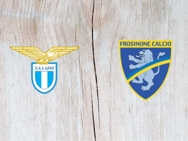 Lazio vs Frosinone - Highlights 02 September 2018