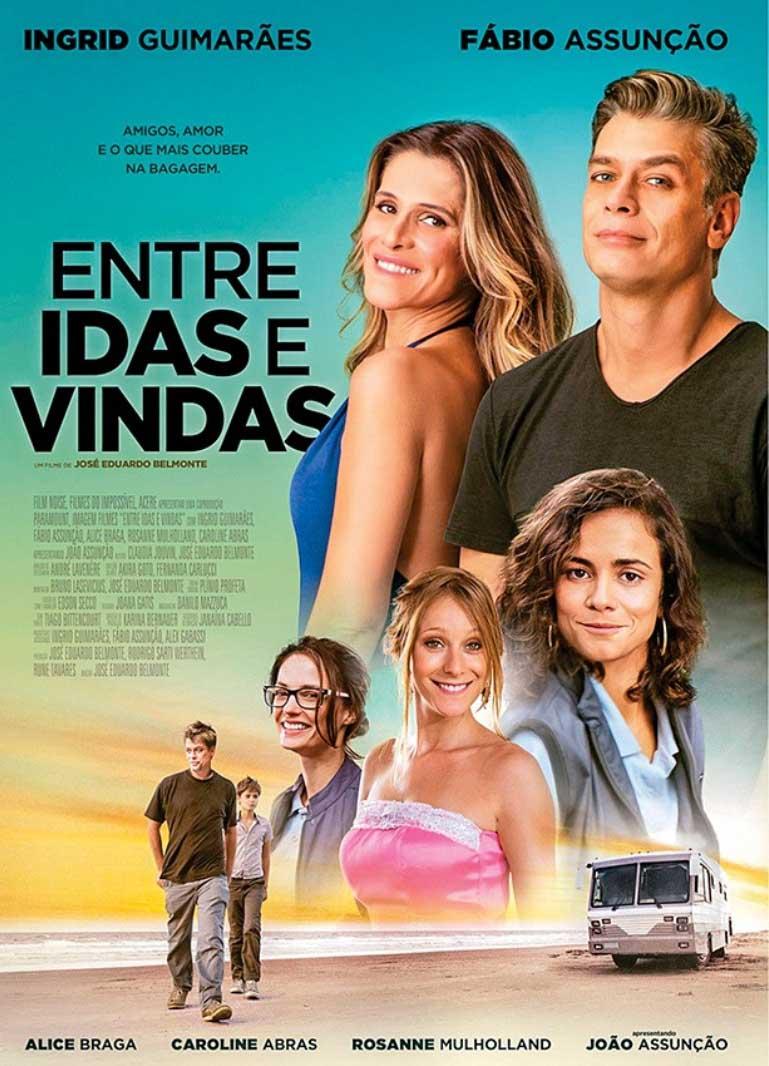Entre Idas e Vindas Torrent – WEBRip 720p e 1080p Dual Áudio (2017)