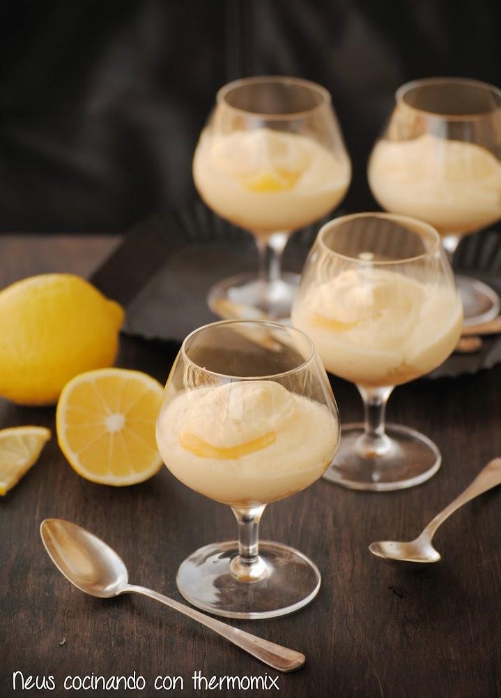 Neus cocinando con thermomix copa de tiramis de lemon curd for Cocinando 1000 huevos