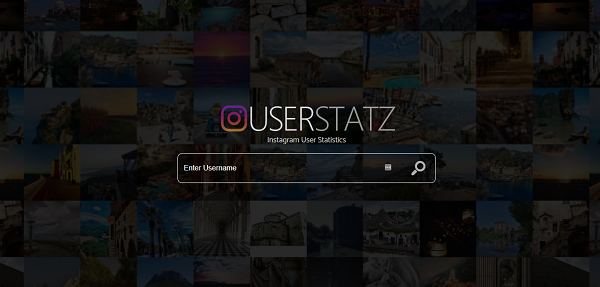 Site Statistics For Any Instagram Account